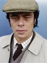 Фото Бенисио Дель Торо. Benicio Del Toro
