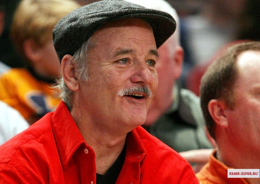 Фотография Билл Мюррэй. Bill Murray