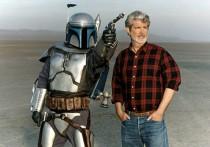 Фото Джордж Лукас. George Lucas