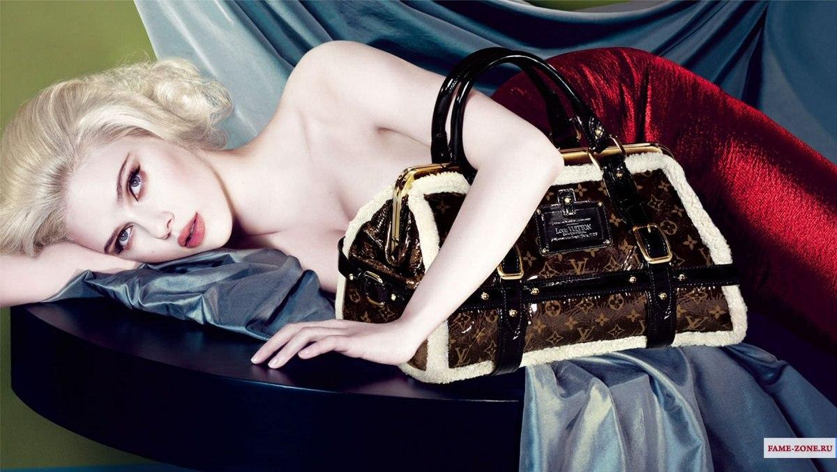 Фотография Скарлетт Йохансон. Scarlett Johansson