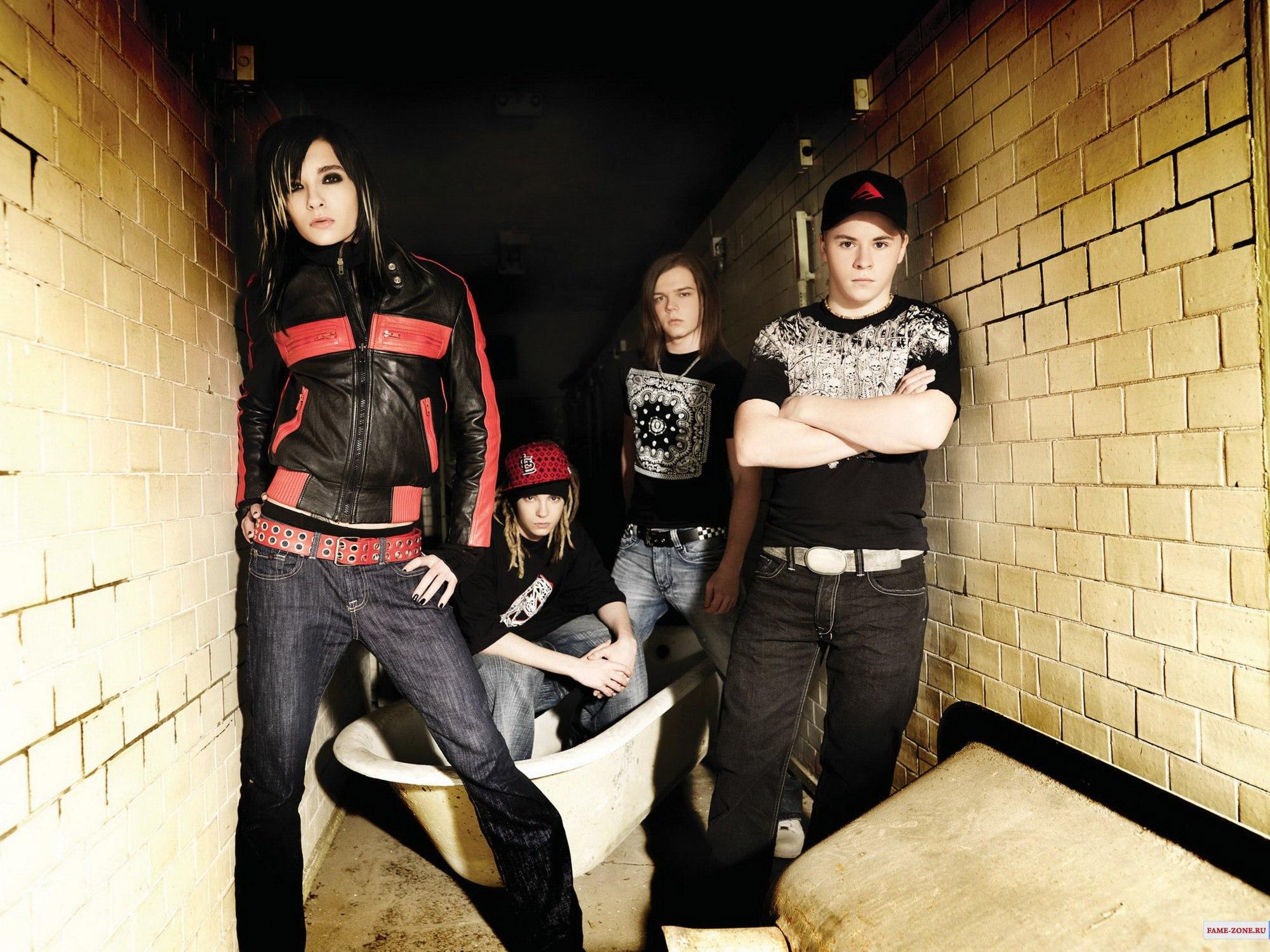 Tokio Hotel Фотографии